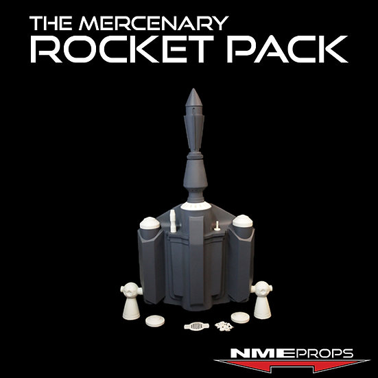 Mercenary Rocket Pack