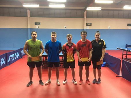 Wynnum Open Winners
