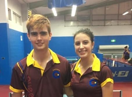 'Queensland Closed' medal wins