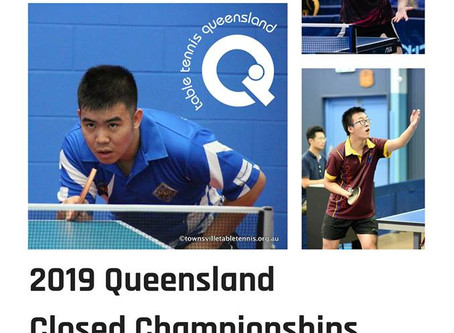 2019 Queensland Closed Championships