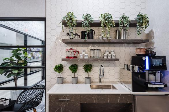 aura coffee bar