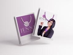 מיתוג ובניית תדמית - Jenny care