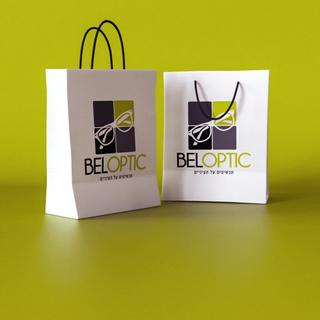 BELOPTIC - מיתוג ובניית תדמית