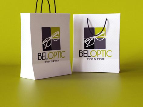 מיתוג ובניית תדמית - Beloptic