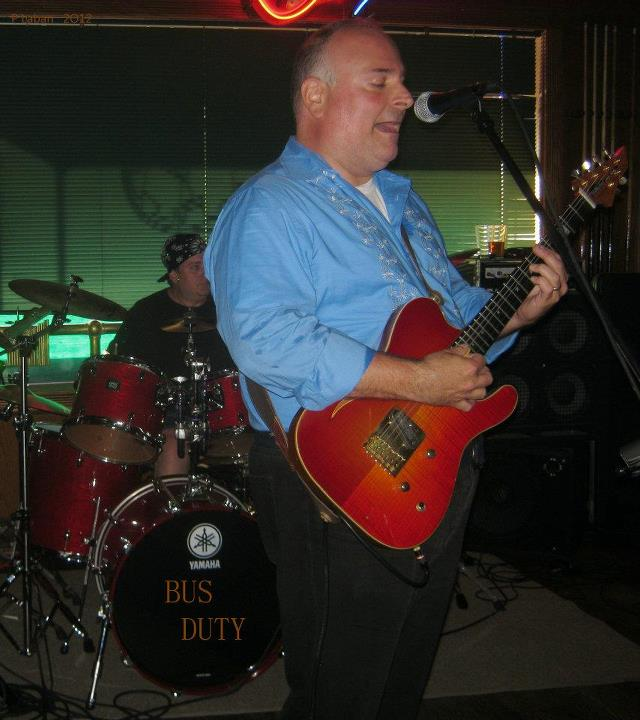 Rick Purdy Guitar, Vocals