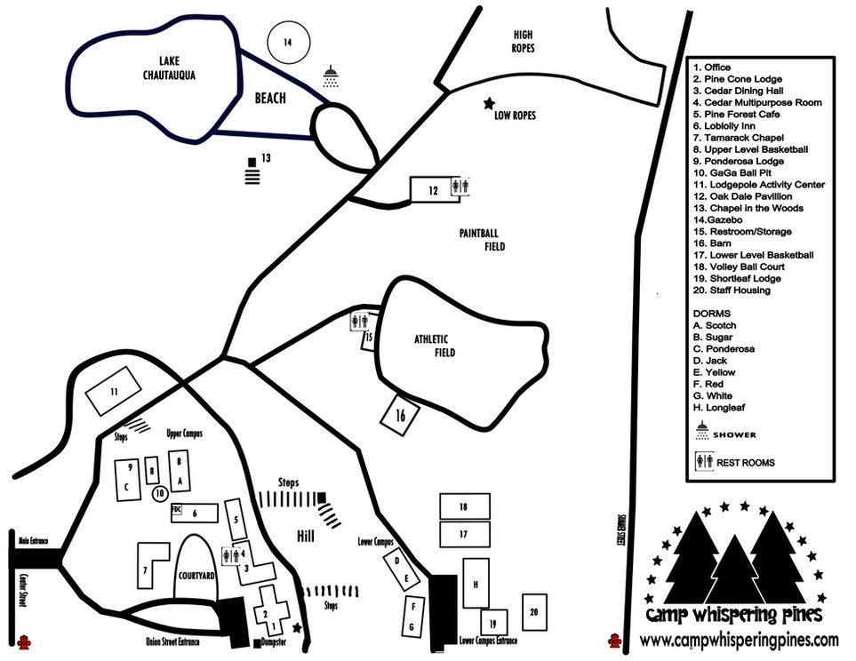 camp whispering pines general map Rev 5