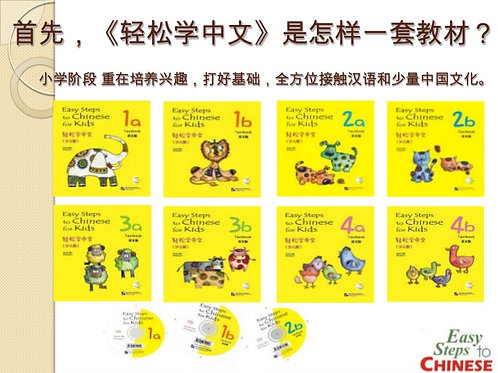 children learn Chinese language learning materials