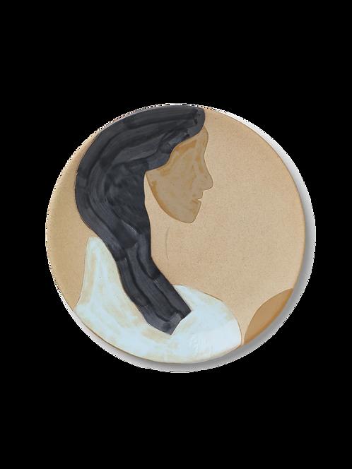 Ferm living - Ceramic platter Hessa