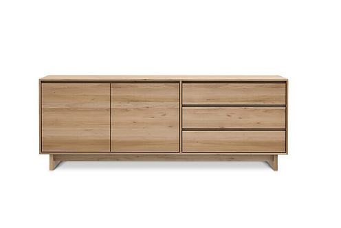 Ethnicraft - Wave sideboard
