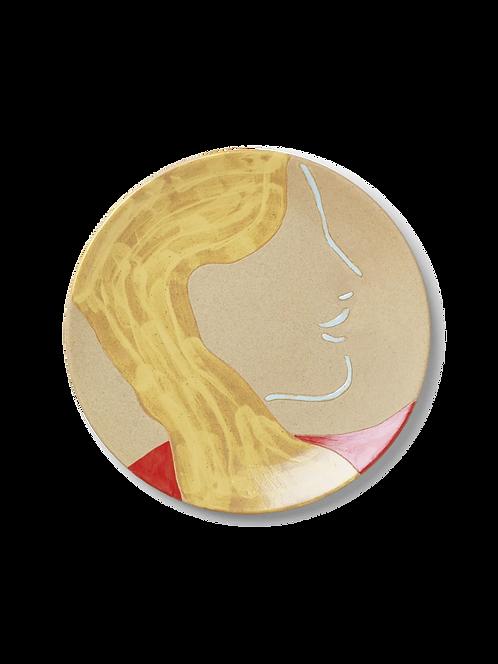 Ferm living - Ceramic platter Mira