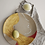 Thumbnail: Ferm living - Ceramic platter Mira