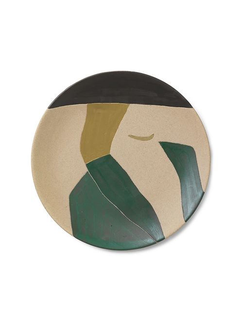 Ferm living - Ceramic platter Dayo