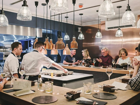 Chef's Table как искусство.