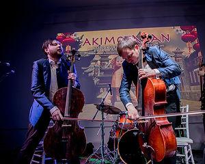 Рок на виолончелях на Асянди