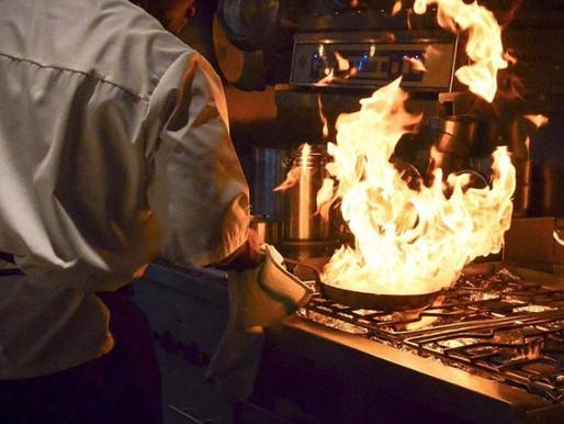Chef's First Secret…