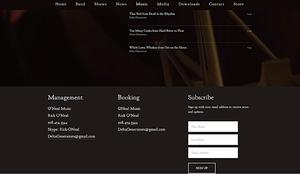 adstrum media delta generators mailchimp newsletter