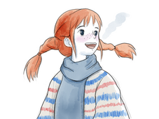 Astrid Lindgren/Studio Ghibli Fan Video