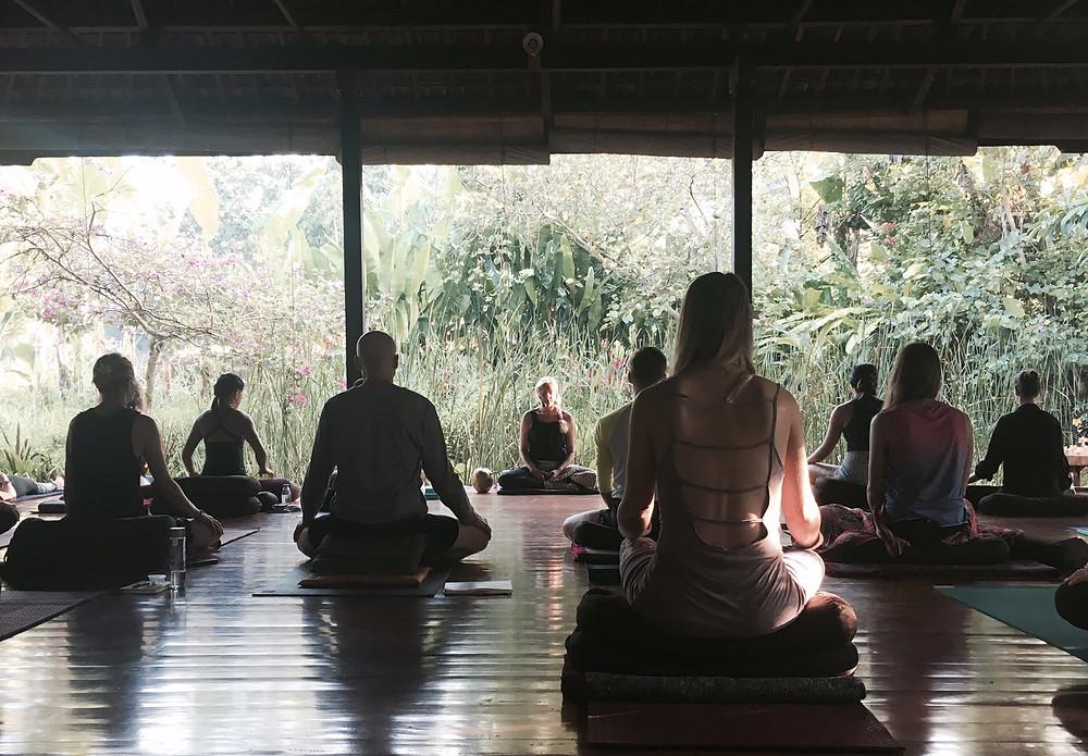 final day meditation