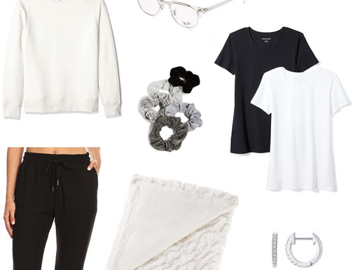 STYLING | AMAZON COMFY FAVORITES