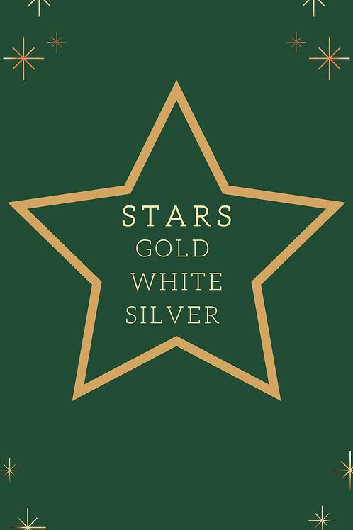 Star Acrylic Ornament