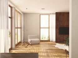 loft - ložnice 4