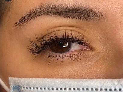 Classic eyelash Cat Eye