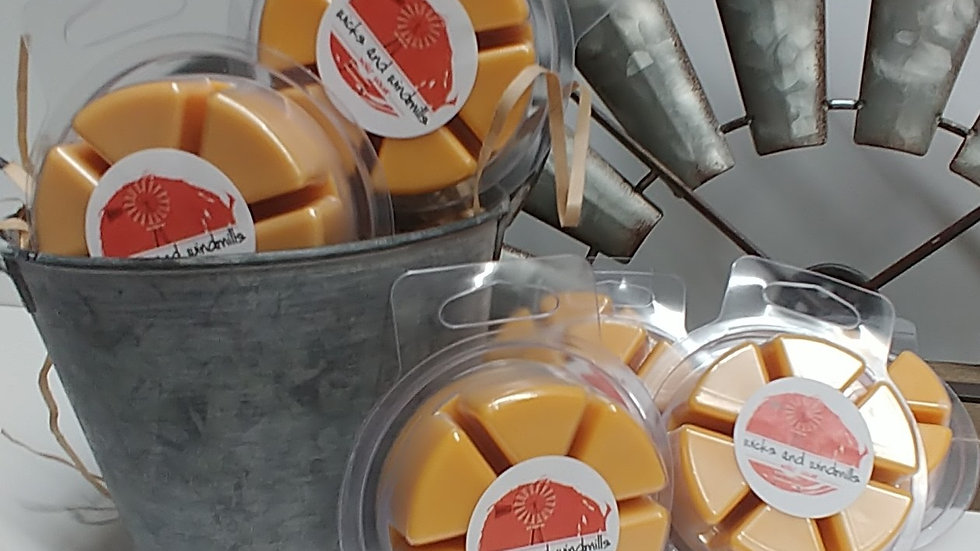 Solor Power - Hand Poured Soy Based Wax Melts, 2.5 oz.