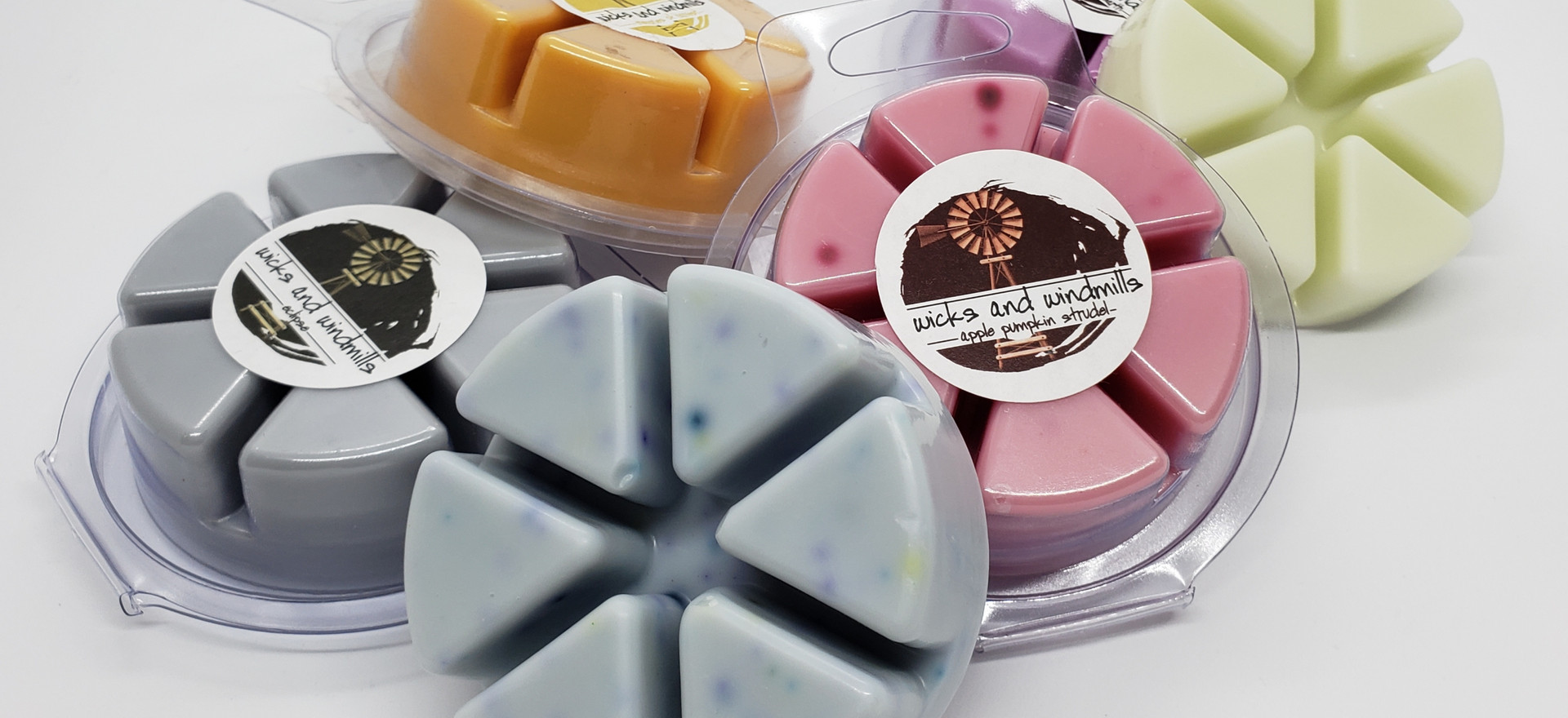 SOY BLEND WAX MELTS