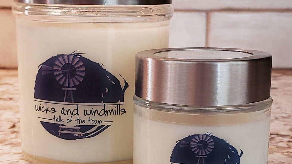 Talk of the Town - Hand Poured Soy Blend Candle