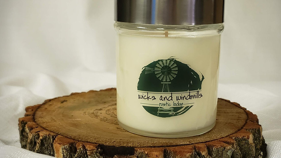 Rustic Lodge - Hand Poured Soy Based Candles