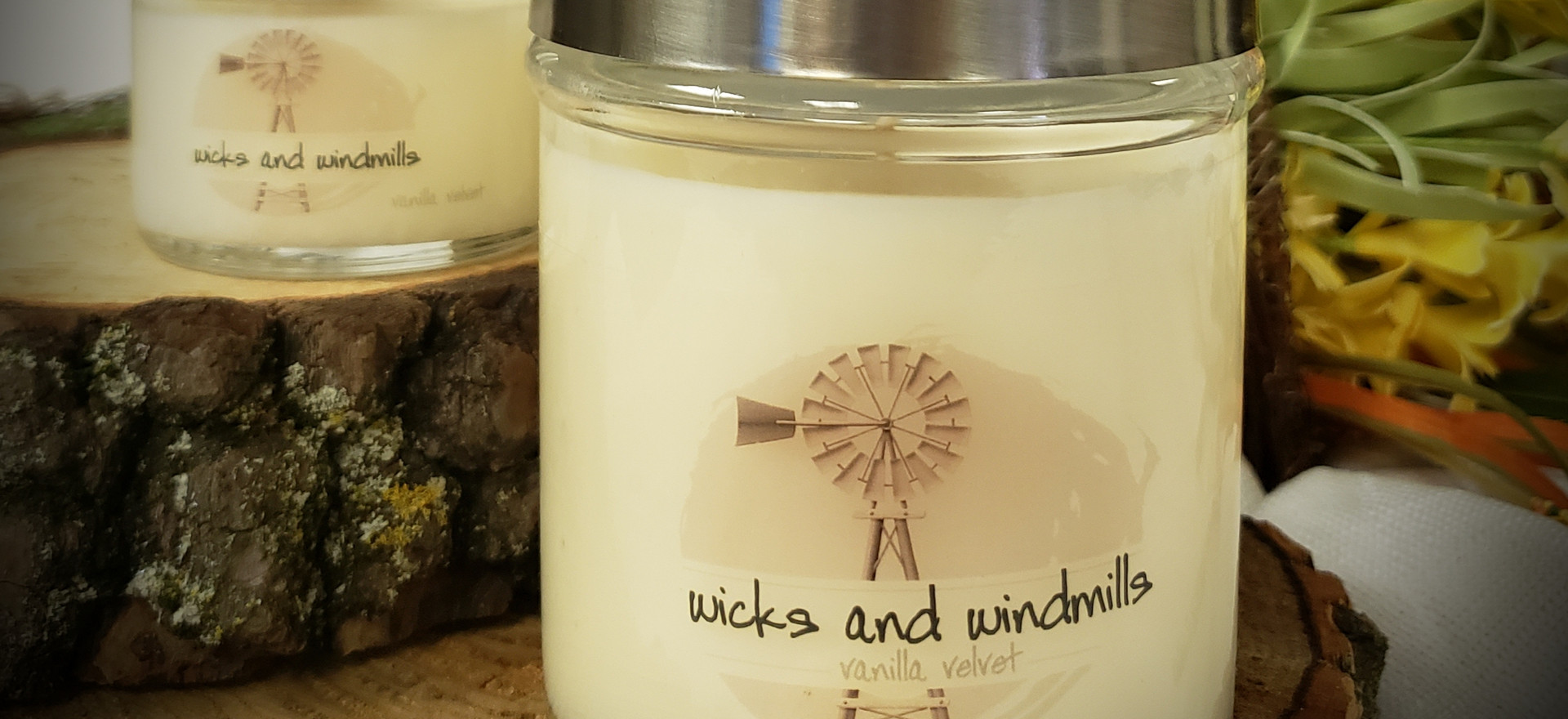 2 OZ AND 9 OZ CANDLES