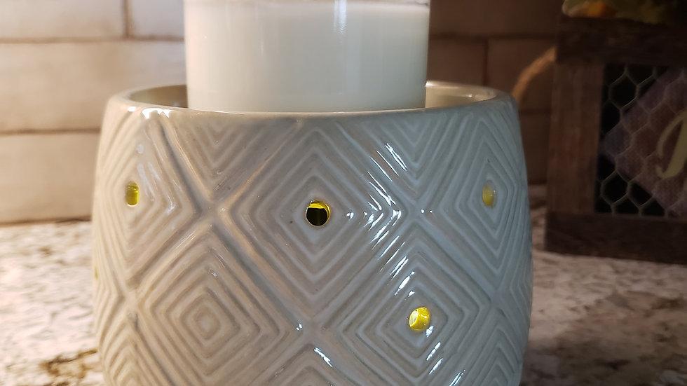 Geometric, Illuminaire Fan Fragrance Warmer