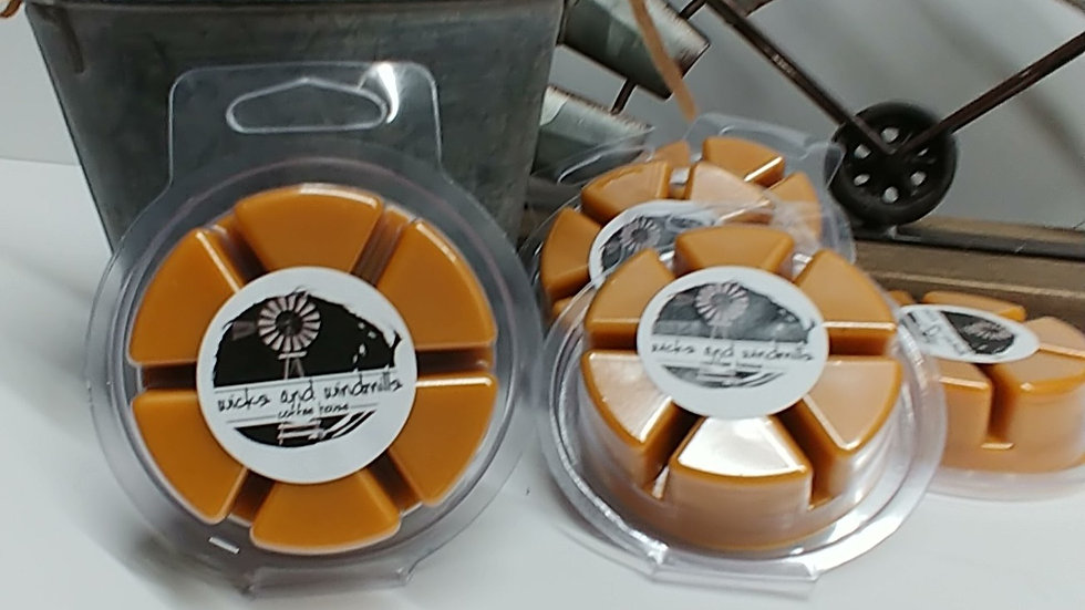 Coffee House - Hand Poured SoyBlendWax Melts, 2.5 oz.