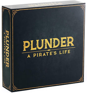 Board game Plunder a Pirate's life