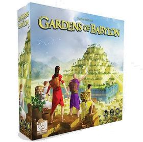 Box of the game Gardens of Babylon