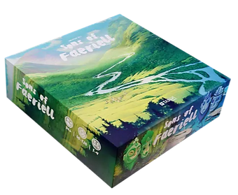 Sons of Faeriell board game