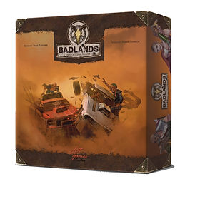 Box of the game Badlands