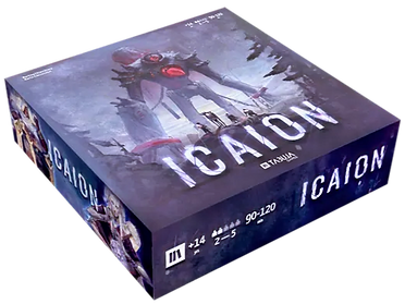 Board game Icaion
