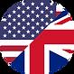 American-British flag