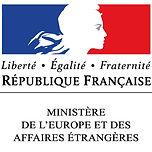 Logo of the Ministère de l'Europe et des Affaires Etrangères