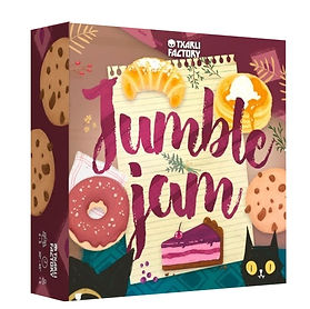 Box of the game Jumble Jam