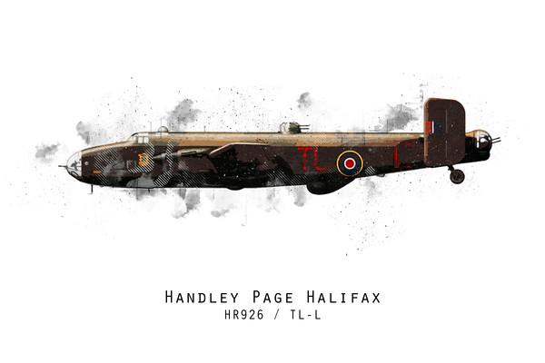 RAF100 - Halifax