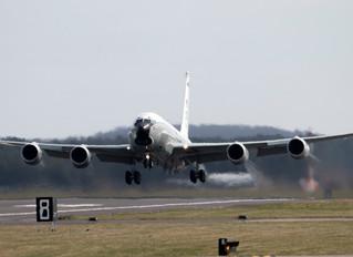 RAF Mildenhall and Lakenheath visit