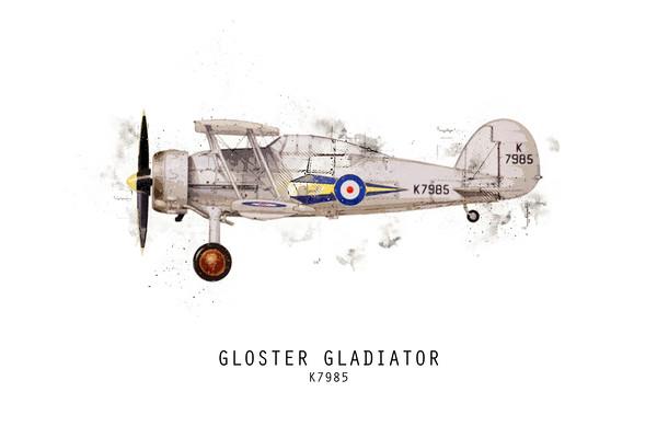 RAF100 - Gladiator