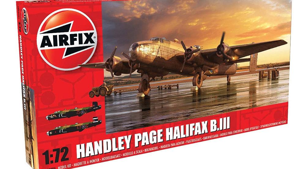 Handley Page Halifax B MkIII 1:72