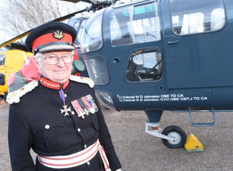 Royal Patronage Honour for Moray Aviation Heritage Centre
