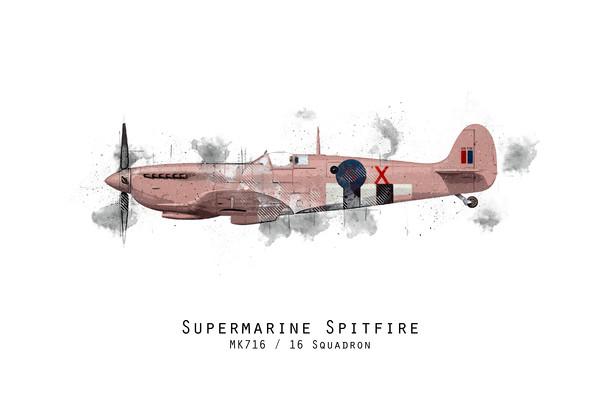 RAF100 - Spitfire