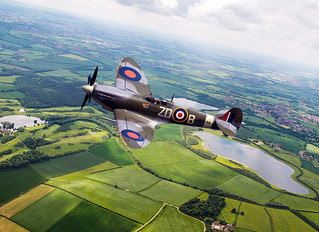 New Work - Spitfire Countryside Tour