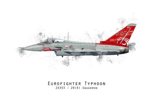 RAF100 - Typhoon