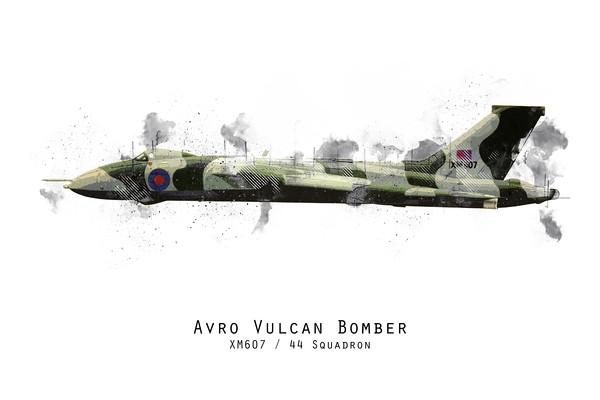 RAF100 - Vulcan XM607